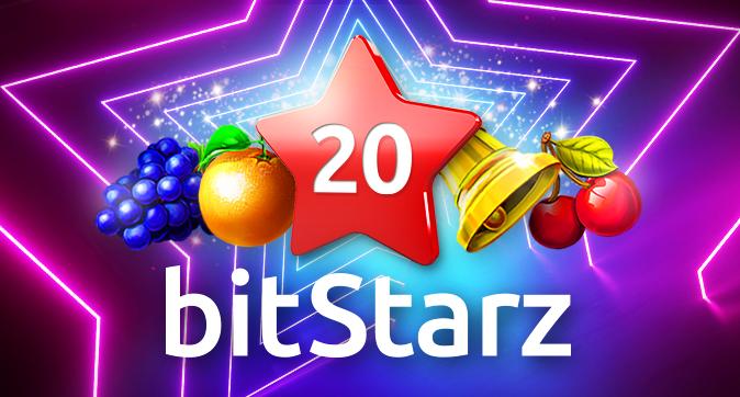 20 Bitstarz