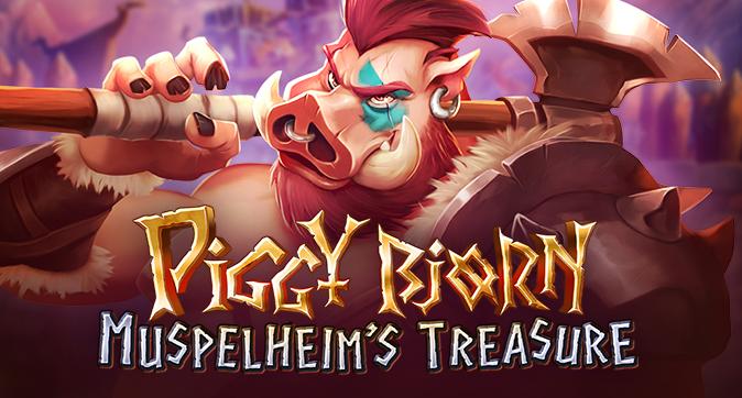 Piggy Bjorn - Muspelheim's Treasure